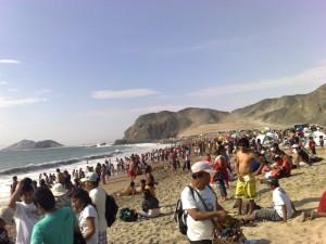 Der Strand Vesiques