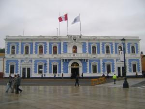 Rathaus Trujillos