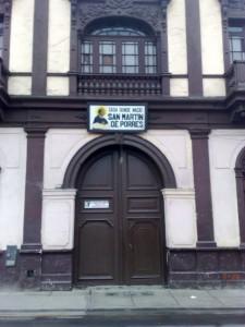 Geburtshaus des San Martin de Porres