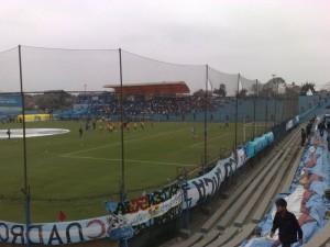 Das Stadion San Martín de Porres